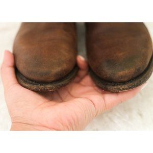 Crown Vintage Shoes - Leather Boots